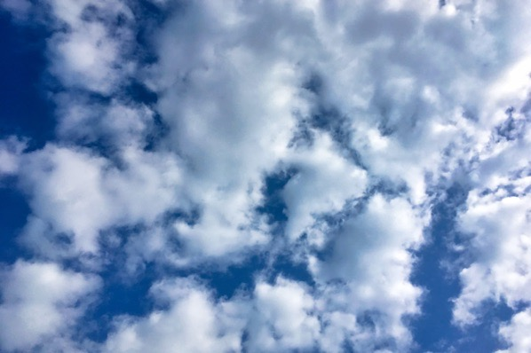 Sky with clouds — preview