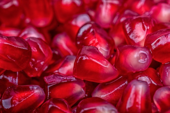 Pomegranate seeds — preview